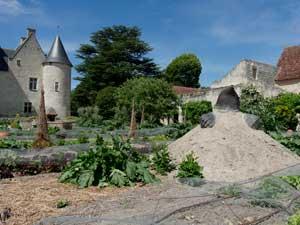 Château du Rivau : La taupe du potager de Gargantua
