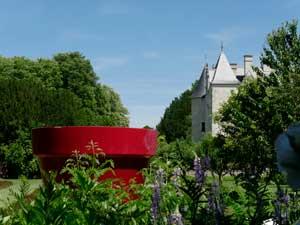 Château du Rivu ; Pot rouge