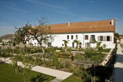 La ferme Courbet à Flagey