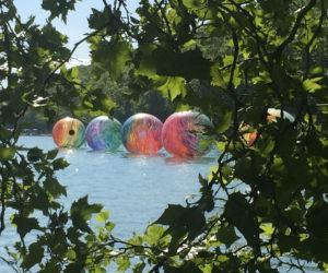 Lac d'Annecy : Out-Elodie-Elsa-Tomkowiak