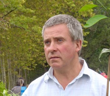 Thierry Dupouy spécialiste des agrumes