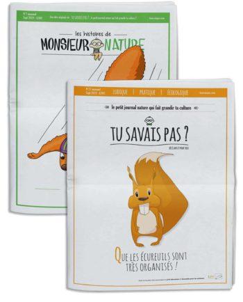Journal : écureuil