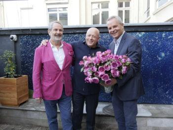 Henri Delbard - Thierry Marx - Arnaud Delbard - Hortus Focus