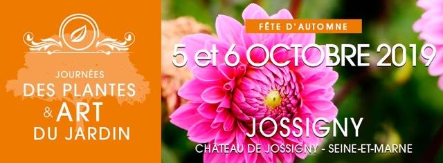 Gagner 10 entrées : Fête d'automne du Château de Jossigny ! (77)