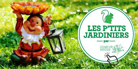 Enfants - Les P'tits Jardiniers