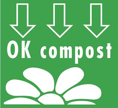 Label OK compost