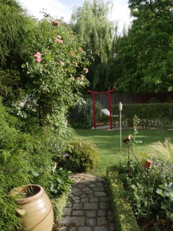 sécheresse - Jardin JM Florent - Hortus Focus