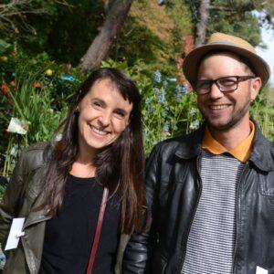 Amélie et Jordi Tura