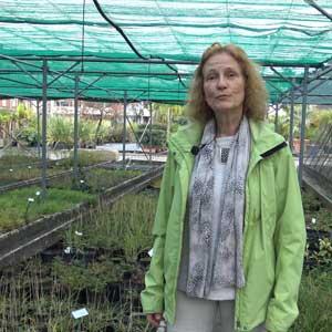 Conservatoire Botanique d'Alsace : Véronique Scius-Turlot