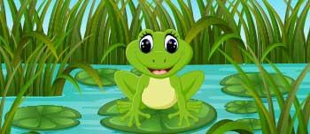 Conte : grenouille