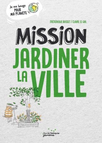 Livres pour les enfants : jardiner la ville