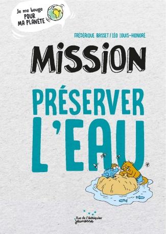 Livres pour les enfants : préserver l'eau
