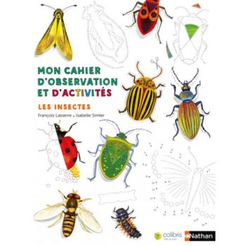Livres enfants : les insectes