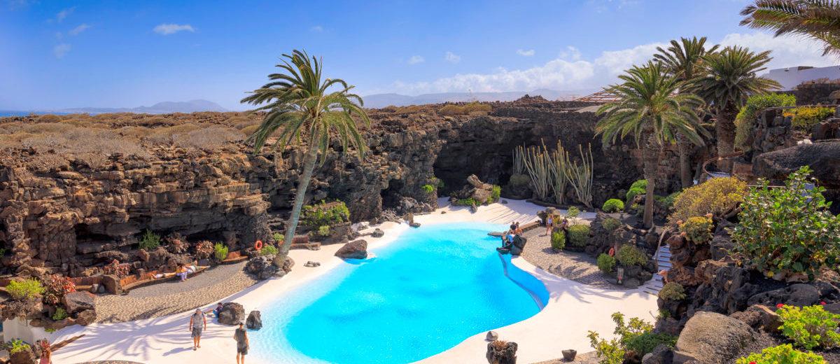 Jameos del Agua - Lanzarote - Isabelle Morand - Hortus Focus