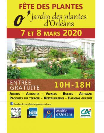 Fête des plantes Orléans