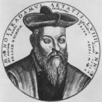 Portrait de Nostradamus - Hortus Focus