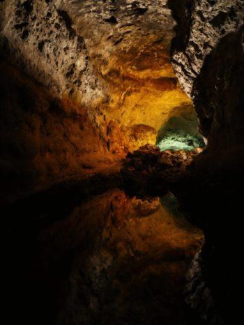 Cueva de Los Verdes - Lanzarote - Isabelle Morand