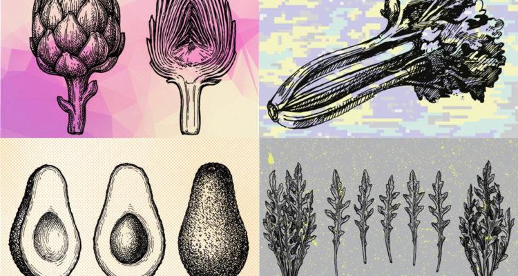 légumes du plaisir