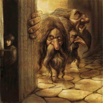 Magnus : illustration de Godo
