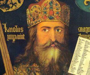Charlemagne capitulaire De villis - Hortus Focus