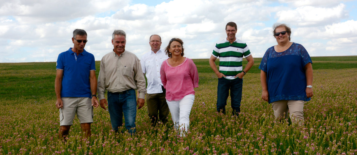 agriculteurs Sainfolia - Hortus Focus
