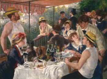 Le déjeuner des canotiers - Renoir - Hortus Focus