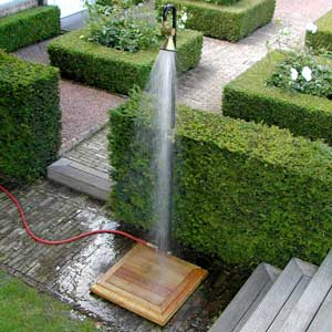 Choisir sa douche : le robinier