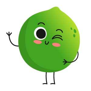 Mojito : Citron vert