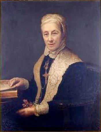 Portrait Elizabeth Twining - Hortus Focus