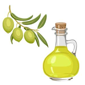 Apéro : Huile d'olive