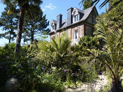 Seine-Maritime - Jardin Agapanthe