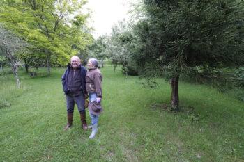 Hubert et Danielle Simonin - Jardin de la Ferrière - Hortus Focus