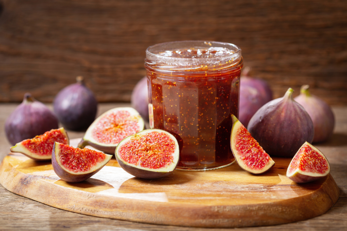 Confiture de figues - Hortus Focus