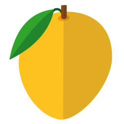 sucre :  mangue