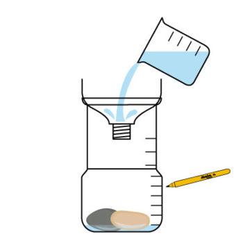 pluviomètre : le calibrage