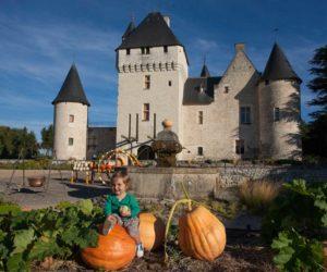 Chateau du Rivau - Haloween - Fête de la citrouille