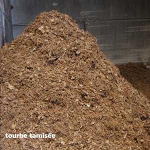 Terreau : Tourbe blonde tamisée - Hortus Focus