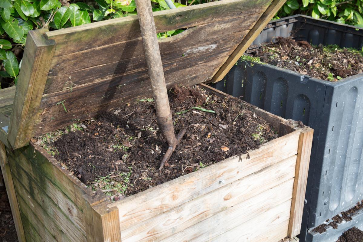 Compost au jardin - Hortus Focus