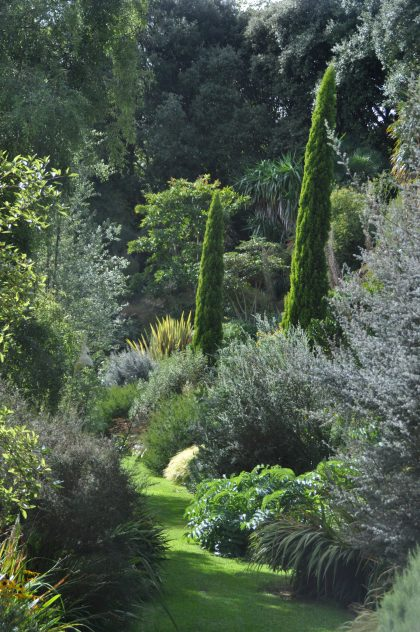 jardins à visiter Kerdalo