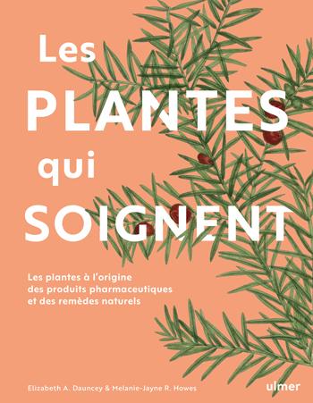 Livre : les plantes qui soignent