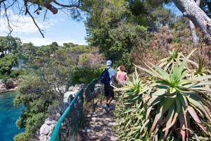 Jardins à visiter Antibes