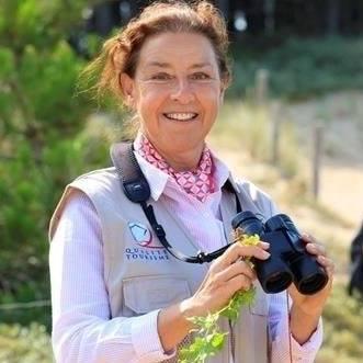 Caroline Geneau guide nature