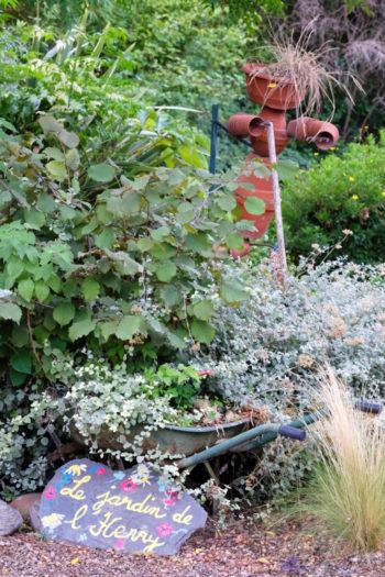 Le jardin de l'henry à Lunel