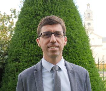 Tony Guéry, maire de La Ménitré