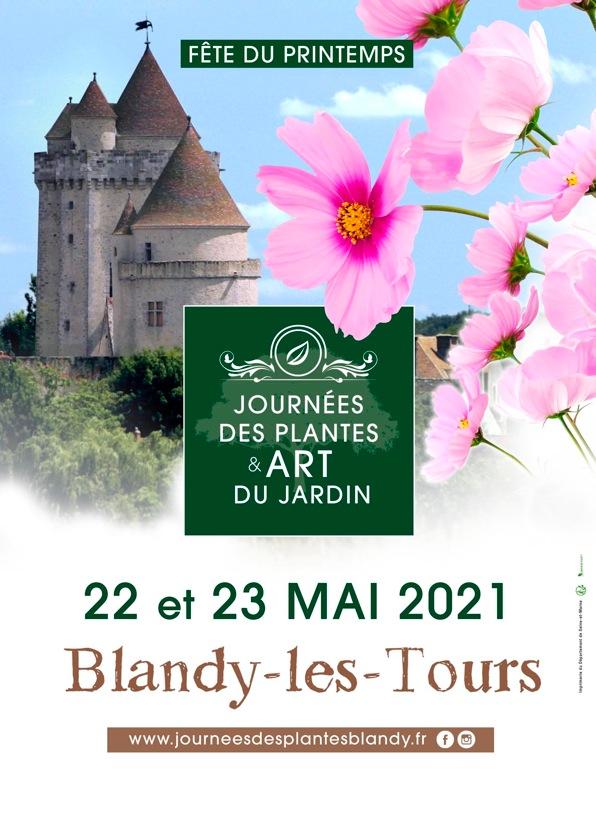 Fete des plantes de Blandy-lès-tours