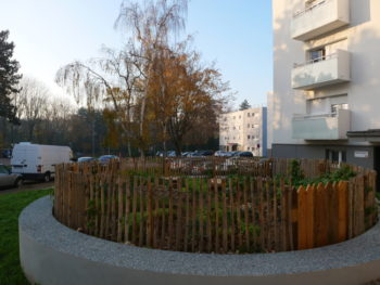 jardin partagé à Oissel