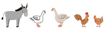 animaux de la ferme 2