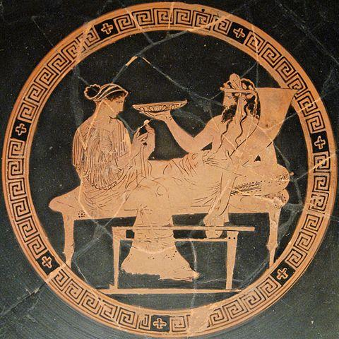 Germination : Perséphone et Hadès