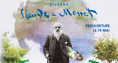 Vers le site Giverny-Fondation Claude Monet