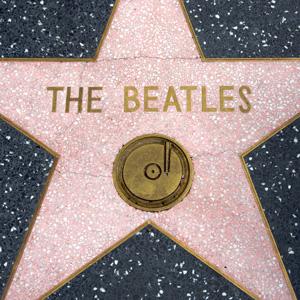 Étoile des Beatles hollywood